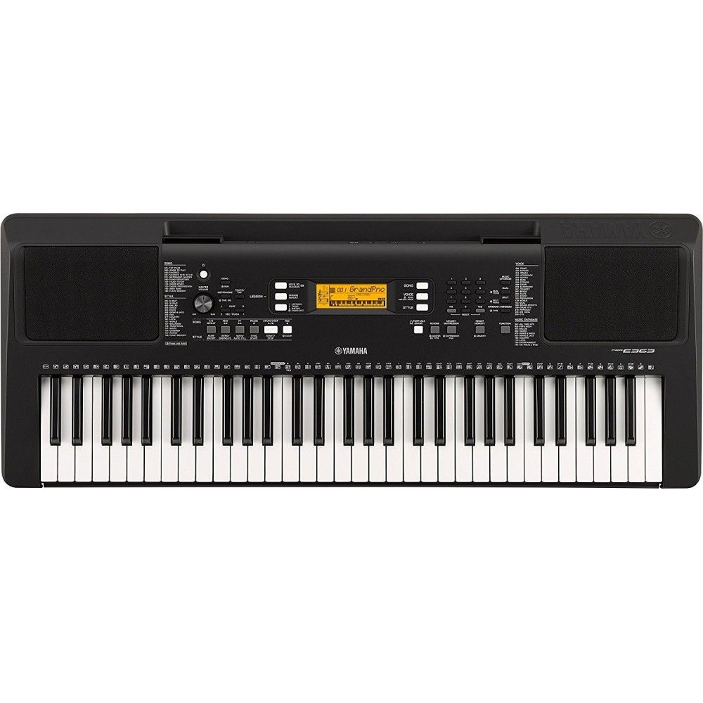 Buy Yamaha PSR-E363 Portable Keyboard For Best Price In India