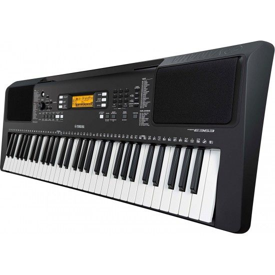 Yamaha Psr E363 61 Keys Portable Keyboard For Best Price In India