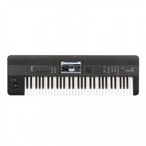 Korg Krome Workstation Keyboard with India Tones