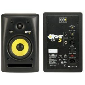 KRK Rokit 5 G3 Powered...