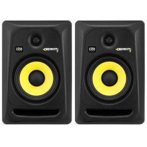 KRK Rokit 6 G3 Powered Studio Monitors - Pair