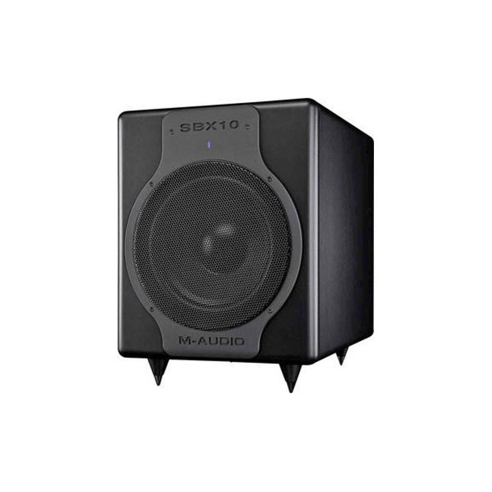 buy m audio sbx10 sub woofer for best price in india. Black Bedroom Furniture Sets. Home Design Ideas