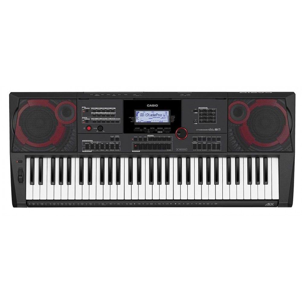 Casio CTX-9000IN Portable Keyboard