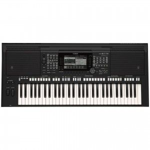 Yamaha PSR-S775 Arranger Keyboard with Indian Tones & Styles