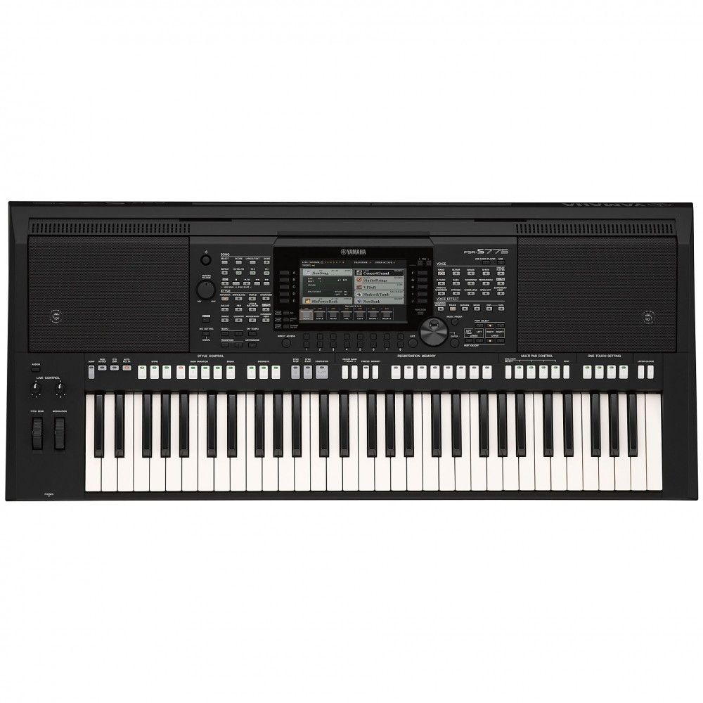 yamaha psr s775 arranger keyboard best price reviews. Black Bedroom Furniture Sets. Home Design Ideas