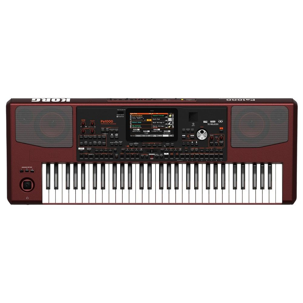 Korg PA-700 Arranger Keyboard : Best Price, Reviews Available in India  |Music Stores