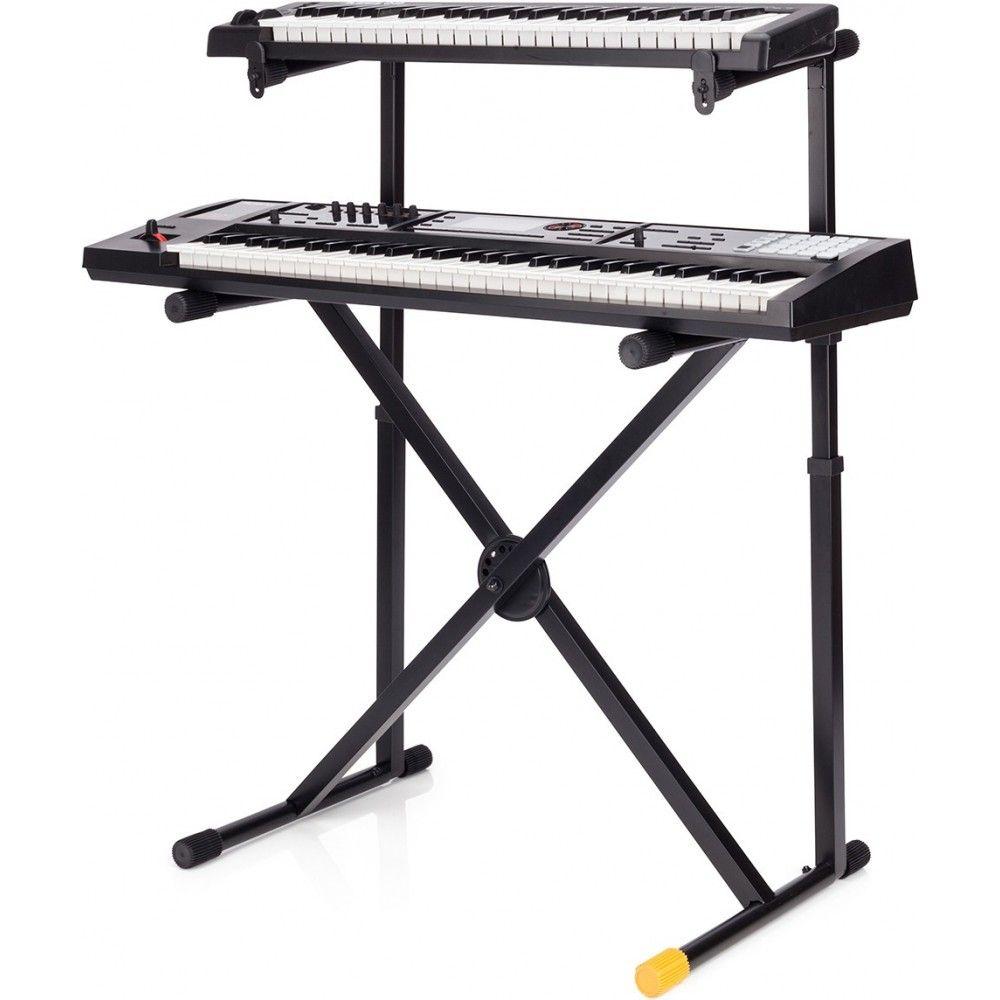 Hercules Double Keyboard Stand KS210B