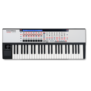 Novation 49 SL MkII USB Midi Controller Keyboard