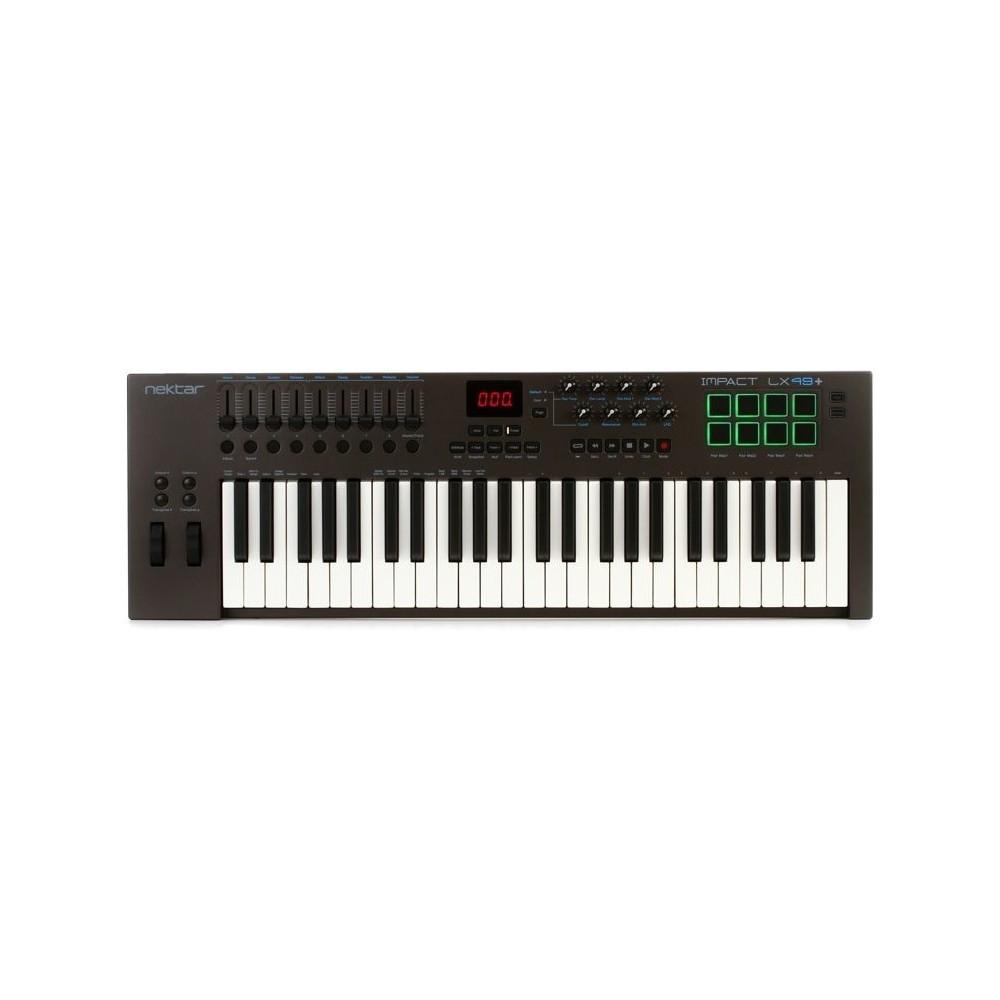 Nektar Impact LX-49+ USB Midi Controller Keyboard