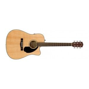 Fender CD-60SCE Dreadnought Semi Acoustic Guitar