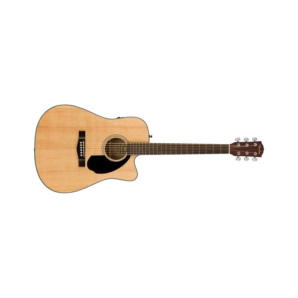 Fender CD-60SCE Dreadnought Semi Acoustic Guitar