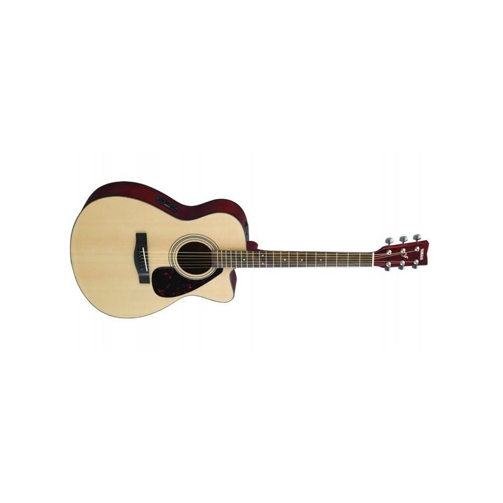 Yamaha FSX315C Semi Acoustic Guitar : Best Price in India