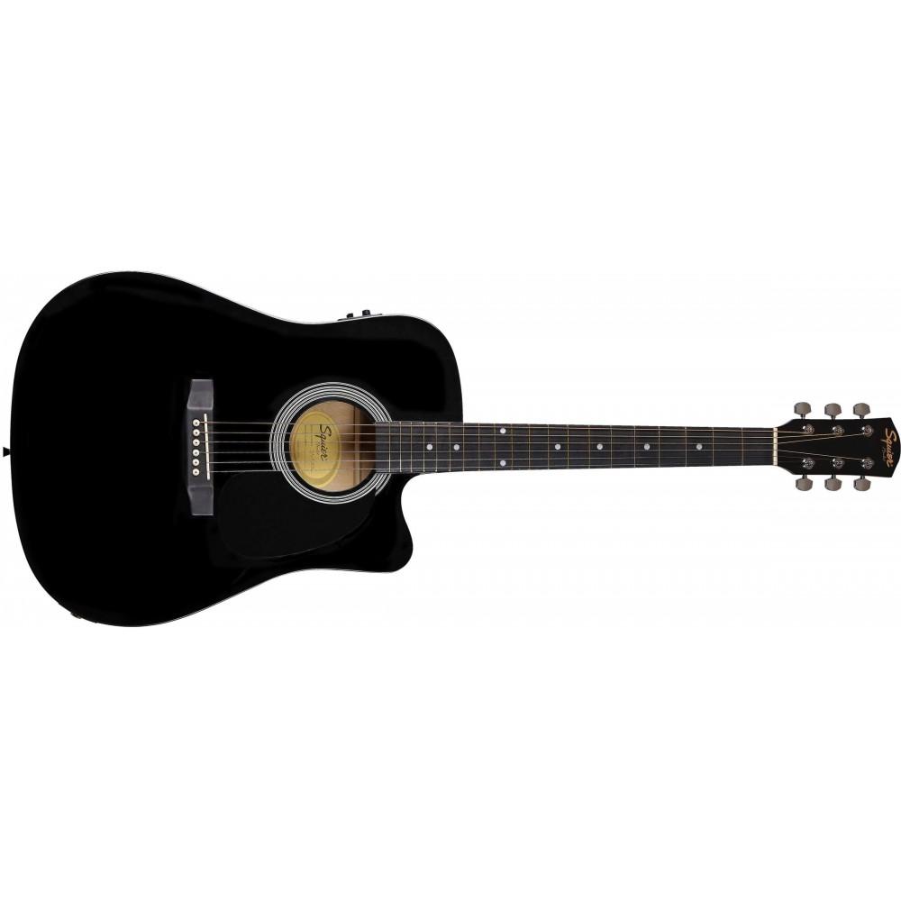 Fender Squier SA-105CE Semi Acoustic Guitar