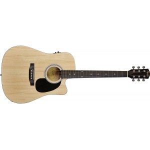 Fender Squier SA105CE Semi Acoustic Guitar