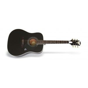 Epiphone Pro-1 Acoustic Guitar- Black
