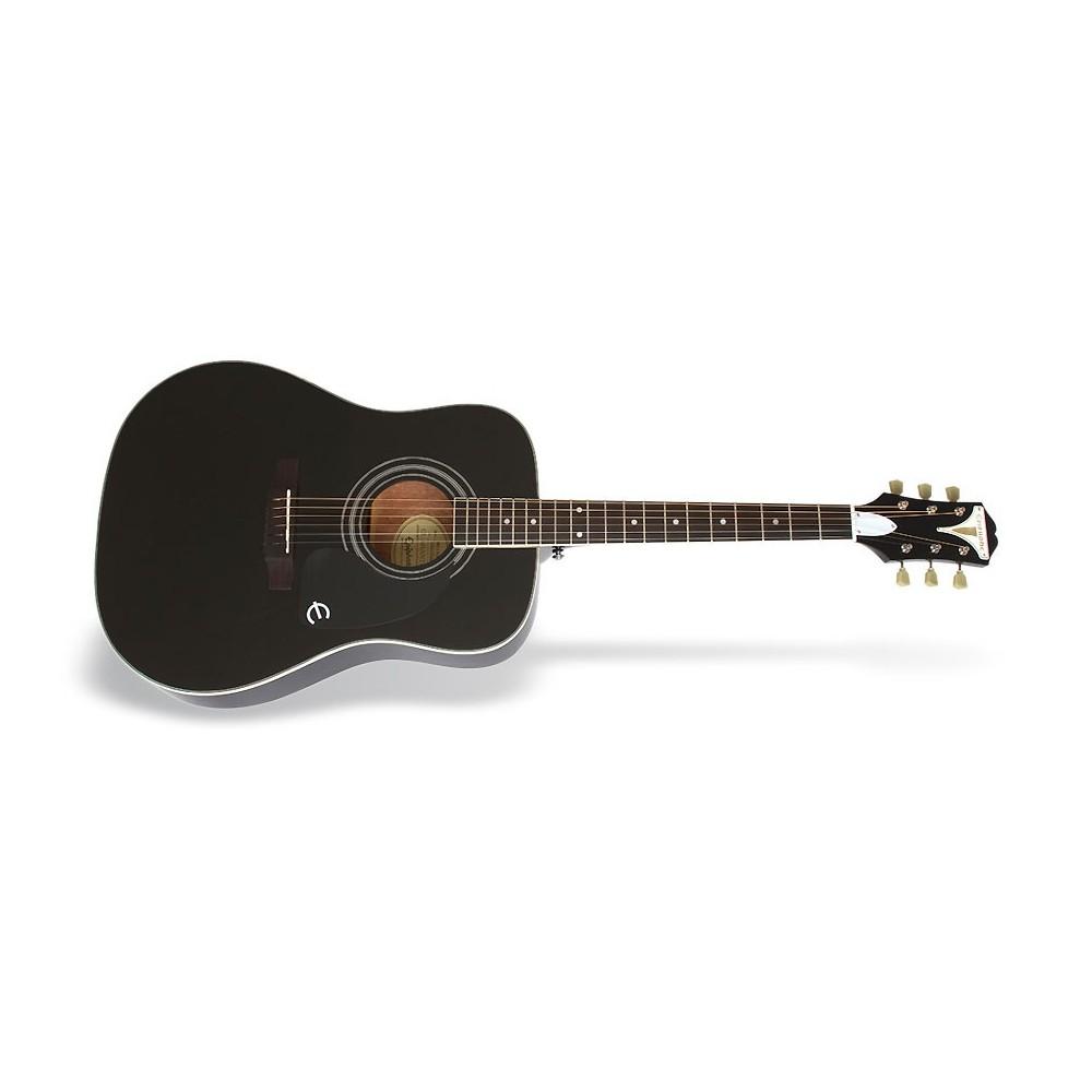 Epiphone Pro-1 Acoustic Guitar- Black
