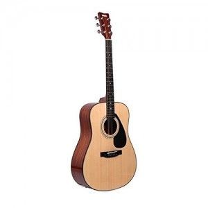 Yamaha F-600 Acoustic Guitar- Natural