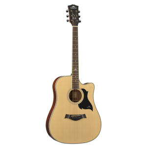 Kepma D1C Acoustic Guitar - Natural Matt