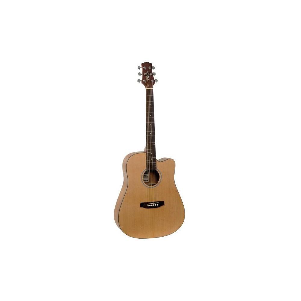 Ashton D20C Acoustic Guitar - Natural