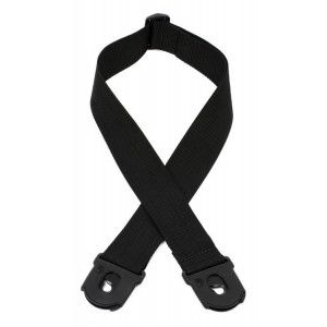D'addario Planet Waves Polypropylene Guitar Strap- Black