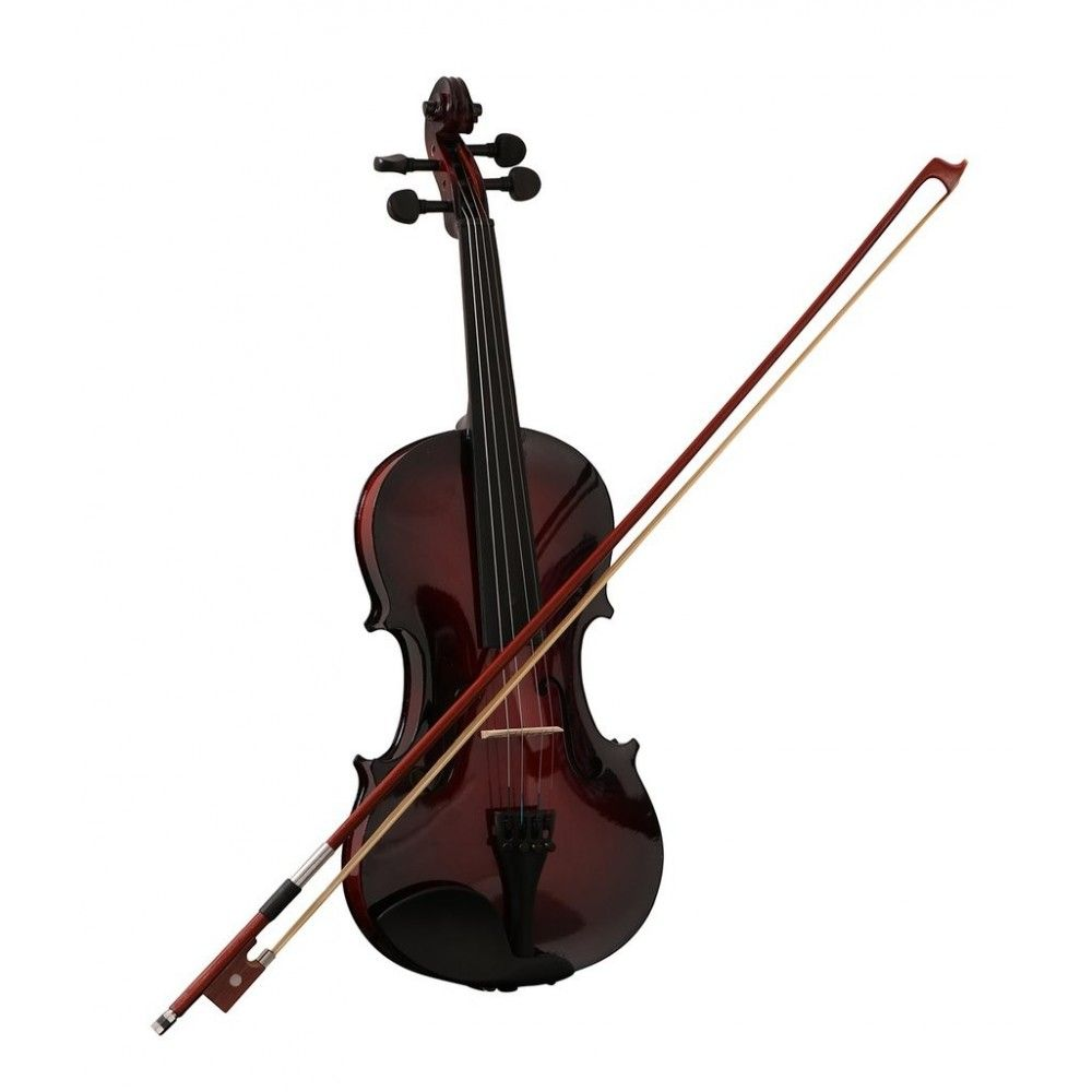 Procraft PR VS1 Violin - Cherry Red (4/4 Full Size)