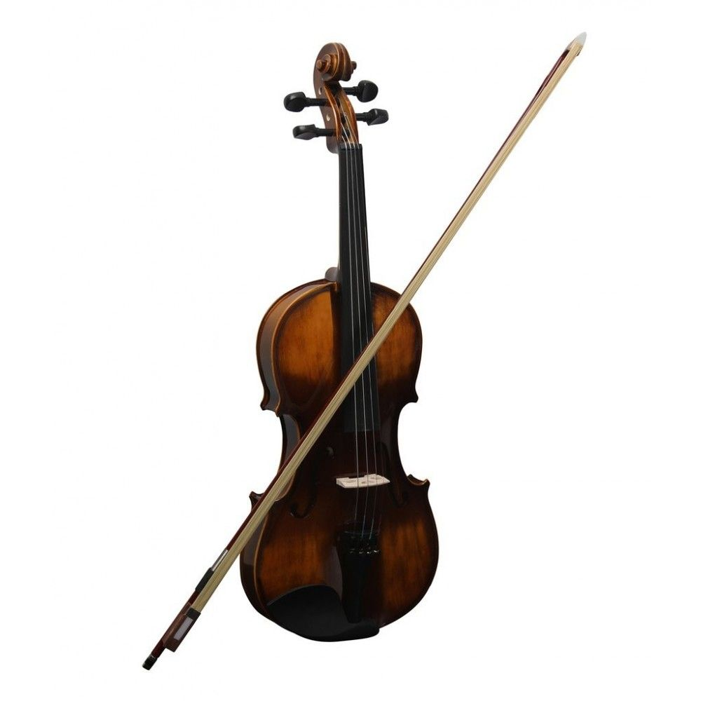 Procraft PR VS1 Violin - German Antique (4/4 Full Size)