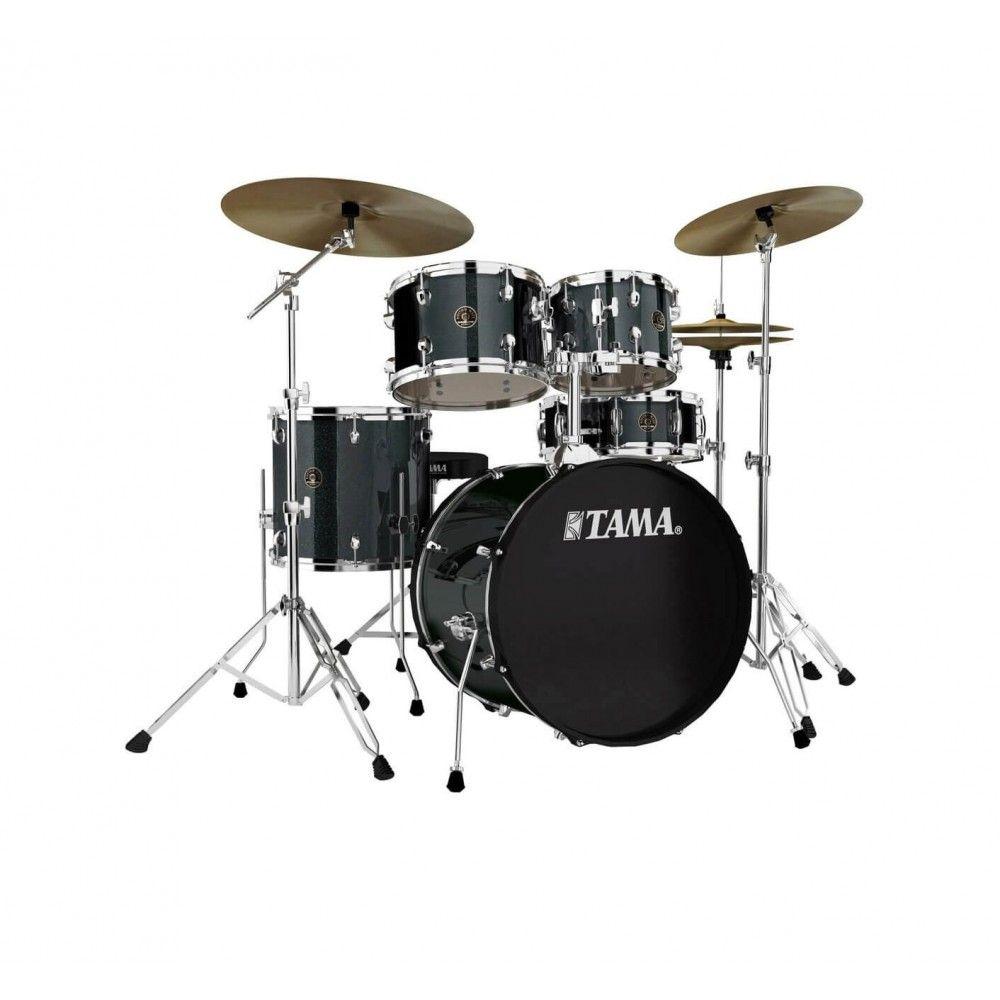 Tama Rhythm Mate RM52KH5 Drum Set w/Hardware + Throne