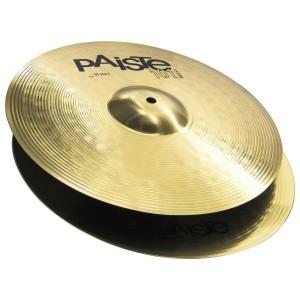 """Paiste 101 Brass 14"""" Hi-Hats"""
