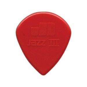Dunlop 47R3N Nylon Jazz Picks (24 Pcs)