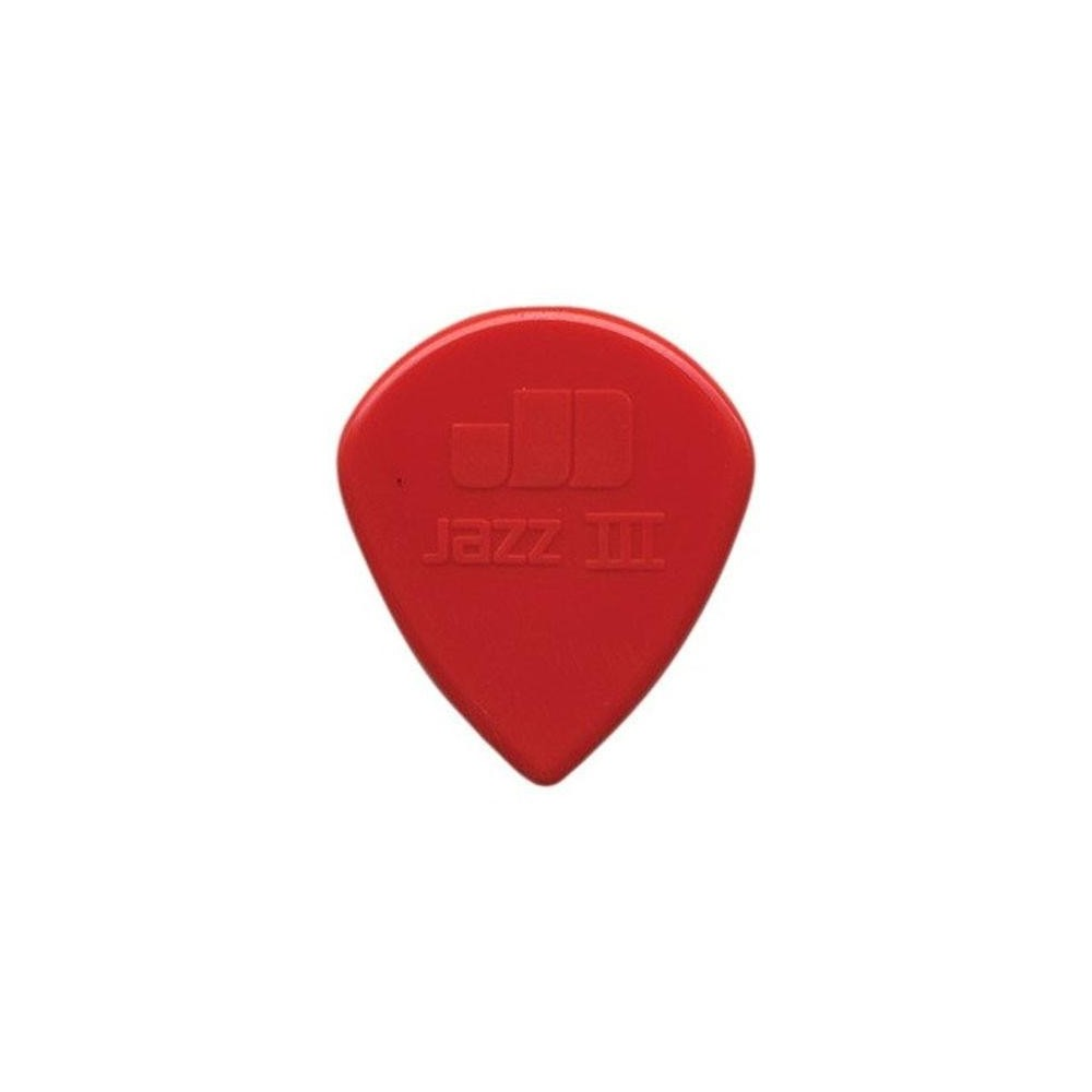 Dunlop 47R3N Nylon Jazz Picks (24 Pcs)