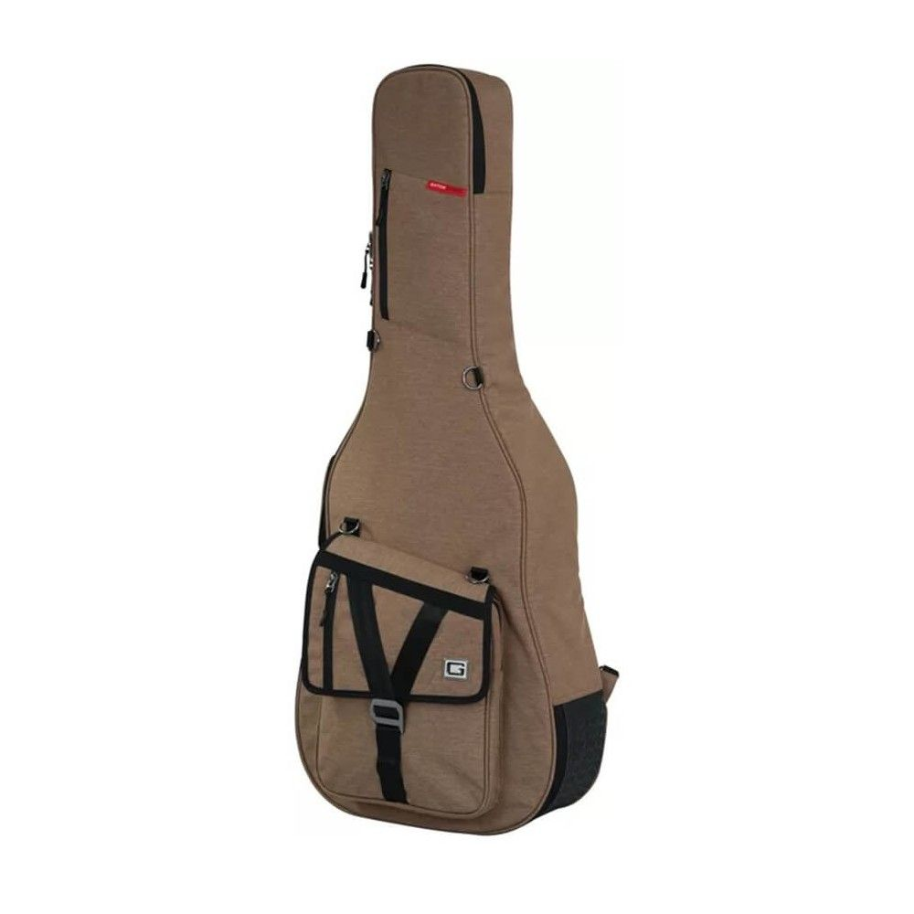 Gator Acoustic Guitar Bag Tan