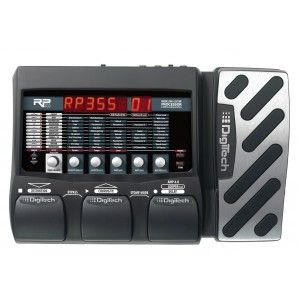 Digitech RP355V Electric Guitar Processor