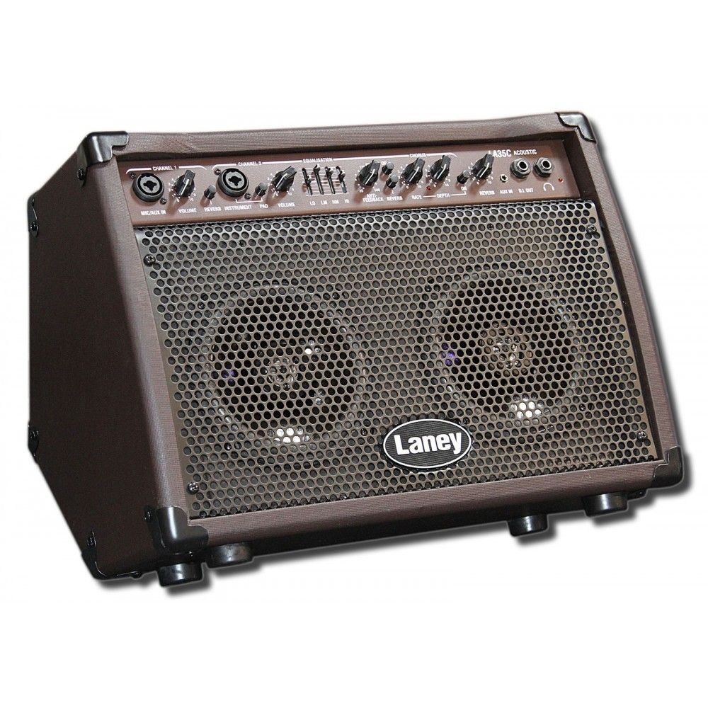 Laney Acoustic Guitar Amplifier La35 For Best Price In India