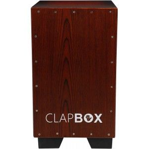 Clapbox CB11 Cajon -Sunburst |Oak wood