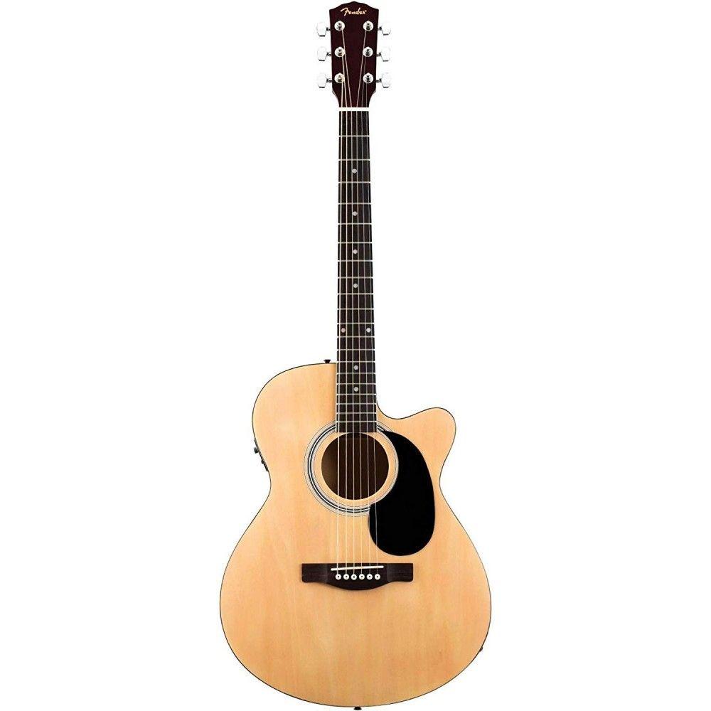 Fender FA-135CE Concert Semi Acoustic Guitar