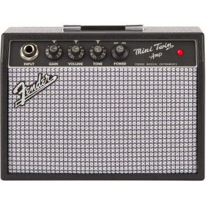 "Fender Mini65 Twin 3"" Amplifier"
