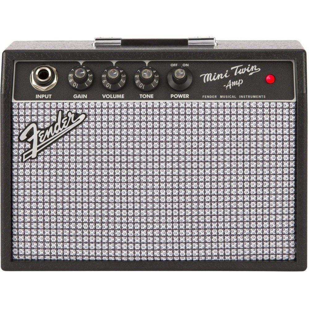 """Fender Mini65 Twin 3"""" Amplifier"""