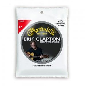 Martin&Co. E-Clapton Guitar String 12-54