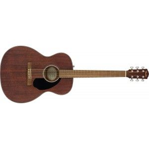 Fender CC-60S ALL MAH Concert Acoustic Guitar