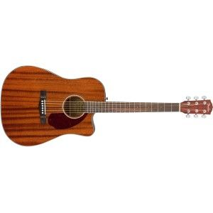 Fender CD-140SCE ALL MAH Semi Acoustic Guitar