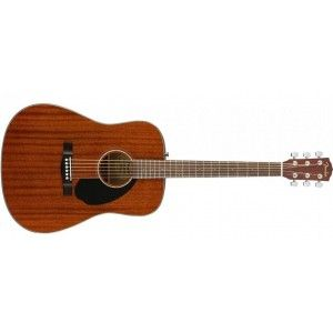 Fender CD-60S ALL MAH Dreadnought Acoustic Guitar