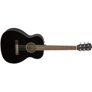 Fender CT-60S Travel Body Style Acoustic Guitar - Black
