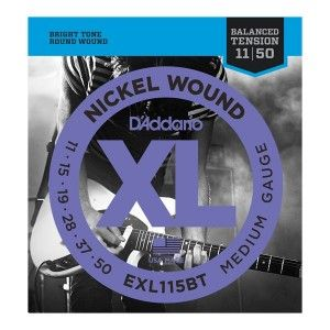 D'Addario EXL115BT Electric Guitar String Set