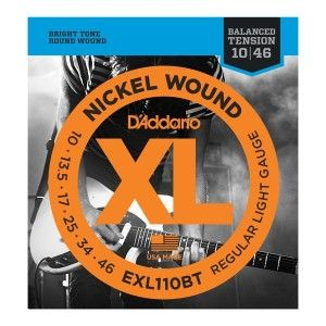 D'Addario EXL110BT Electric Guitar String Set