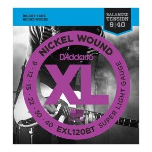 D'Addario EXL120BT Electric Guitar String Set