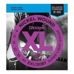 D'Addario EXL120BT Electric Guitar String Set