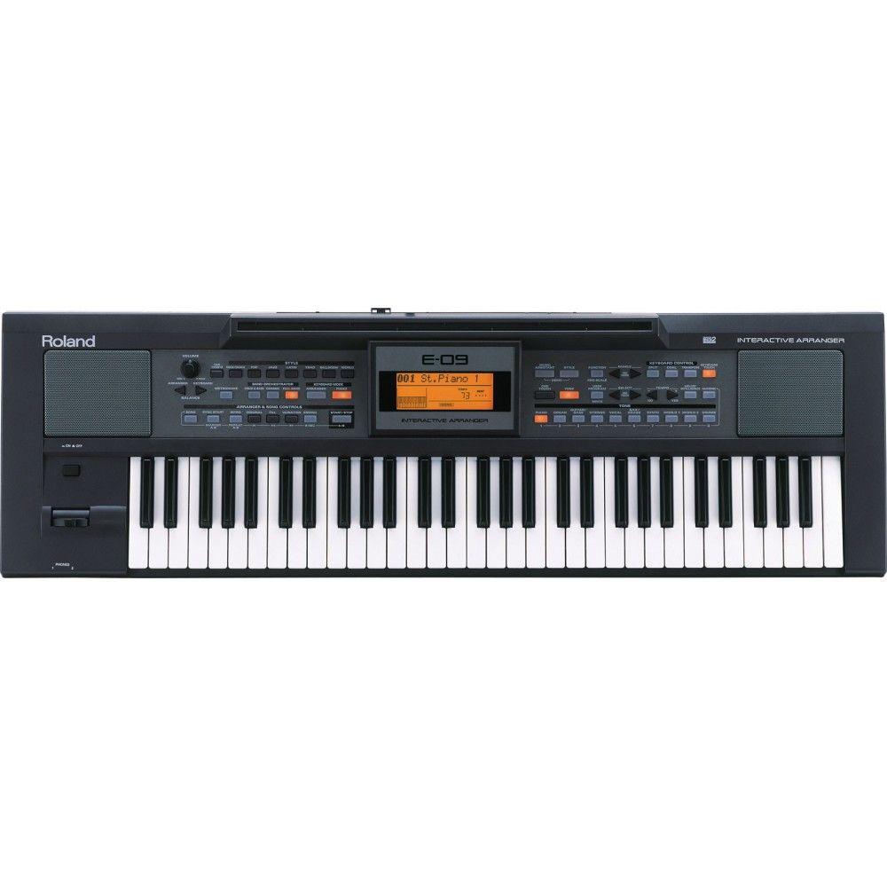 Roland E-09IN Arranger Keyboard