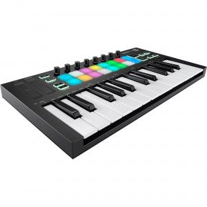 Novation Launckey 25 MK3 Mini Keyboard