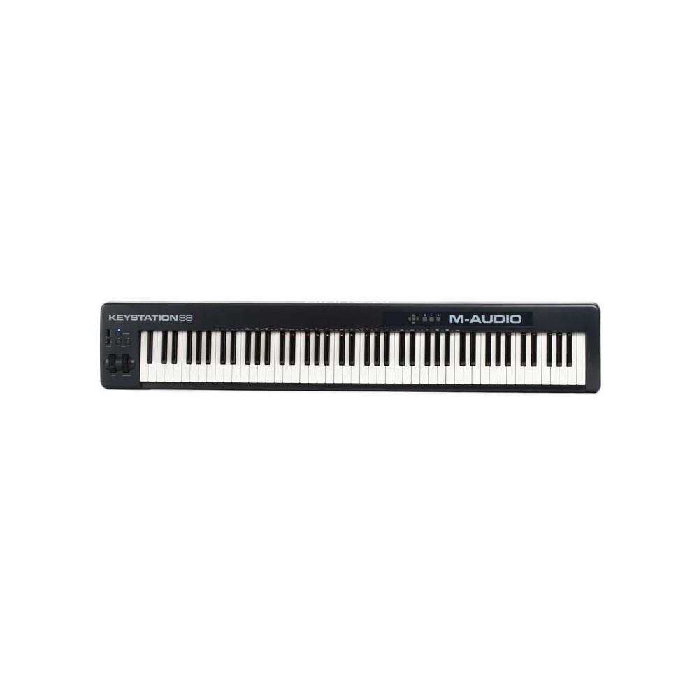 M-Audio Keystation 88 II 88-Keys MIDI Controller