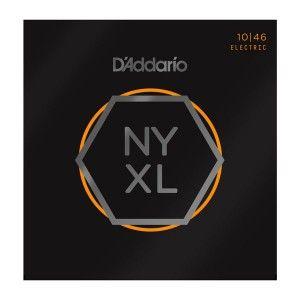 D'Addario NYXL1046 Regular Light Electric Guitar String Set